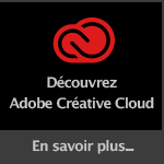 Adobe Creative Cloud abonnement equipe